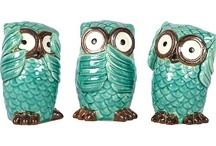 owls / by Laura S. :)
