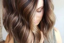 Hair & Beauty Inspiration / Inspiration from your head to fingertips!