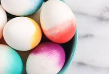 Holidays: Easter / Hippity-hop-hop!  Easter's on its way!  Get ready for the Easter season with recipes, DIY projects, home decor, and more!