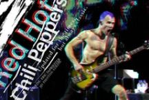 Rock music in 3D / 3D pictures of rock bands. Also some cool 2D pictures.
