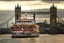 P.S. Dixie Queen / Welcome aboard the 'Dixie Queen', London's largest entertainment, conference and party boat. Holding up to 620 guests.