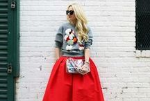 Street Style  / by Justyna
