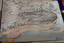 My work by Anarosa Roman / Wanting / by Anarosa Roman