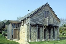 Historic Buildings & National Parks / We work very closely with National Park officers and our clients to achieve stunning new houses or extensions to existing properties in these most sensitive locations. We use good quality, natural materials in exciting new ways.   www.roderickjamesarchitects.com