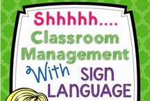 classroom management/organization / by Candace Strader