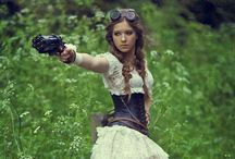Costume Fun  / Cosplay / Costume ideas because dressing up is fun no matter what age you are!!!  / by Angela Hayes