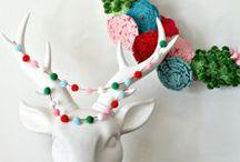 Christmas crafts / by Amanda Cissner
