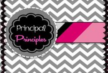 Principal ideas / by Candace Strader
