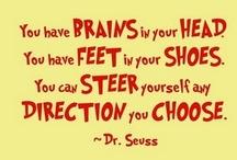 Dr. Seuss / by Misty Shelton
