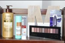Summer Beauty & Makeup / makeup and beauty trends