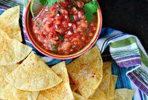 condiments / sauces, salsas, & spreads.