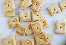 Recipes: Snacks / It's snack time!  Find all of the snack recipes you need for back-to-school or that 3PM hunger slump!