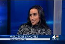 Expert Fashion Segment NBC Telemundo Univision CBS / style and beauty expert | experta en moda belleza