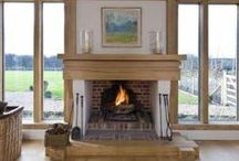 Fireplaces and Log burning stoves