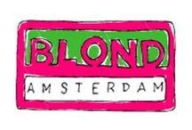 ✤ Blond Amsterdam