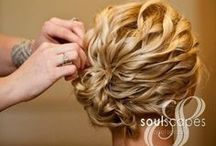 Wedding Hair & Face