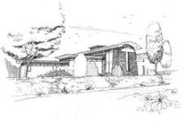 RJA Sketches / Perspective sketches drawn by hand by our architects.