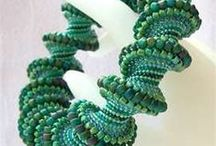 beaded jewelry / by Molly Rabbit