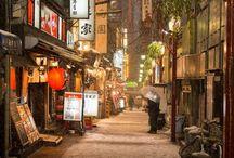 日本 飲み屋街