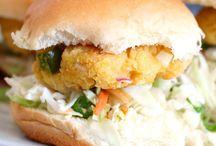 Recipes: Burgers & Sandwiches