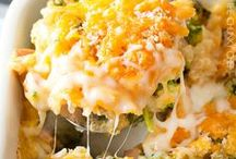 Main Dish and Side Dish Recipes / Some of the best lunch, dinner and side dish recipes out there! Looking for ideas on what to make for dinner? You've come to the right board! Tons of meal ideas here!