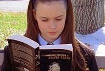 BOOKS! / by Jessica Takacs