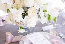 Wedding Center pieces & decor / by PWP   Portugal Wedding Planners