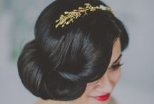 Bridal Hairstyles / by PWP   Portugal Wedding Planners