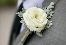Buttonholes / by PWP   Portugal Wedding Planners