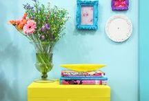 {Decoração} / Ideias legais de decoração, para fazer em casa ou apenas para admirar.