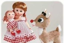 Island of Misfit Toys / All the favorite characters from The Island of Misfit Toys, the 1964 Rankin/Bass Rudolph the Red-Nosed Reindeer TV Christmas classic!