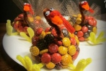 Thanksgiving Crafts and Decorations