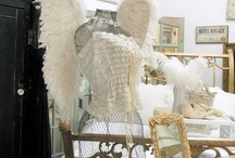 Shabby chic decor / by David Coons