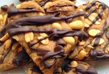 Vegan Sweet Indulgence / Just because it's vegan, doesn't mean it's healthy... / by Melissa Atlas