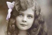 CHILDREN...vintage photos / by Lindsay Bradley