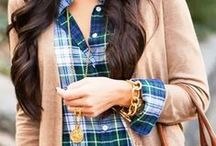 Closet Dreaming: Fall/Winter / Fall and Winter Outfit Ideas