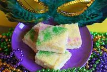 Mardi Gras Cooking / Great recipes to celebrate Carnival time!