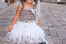 Kid fashion inspiration! / by Mindy Christman-Howell