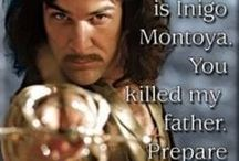 The Princess Bride - Inconceivably Perfect / Fencing. Fighting. Torture. True love. Revenge.