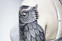 {Tattoo} / Ideias para uma futura tatuagem.
