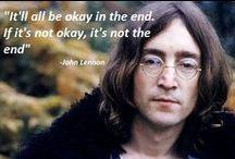 John Lennon / by Cynde Reneau