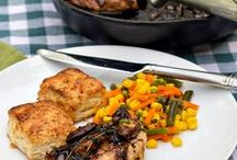 Favorite Southern Recipes / Pin your favorite Southern Recipes! Vertical Photos do best but you're not limited to them! Please don't add people to this board, have them contact me to be added! Also be awesome y'all and don't spam the board! <3 Thanks! <3