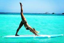 {Yoga} / Inspirações e dicas sobre yoga.