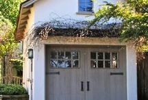 Carriage House / Ideas for our carriage house. :)