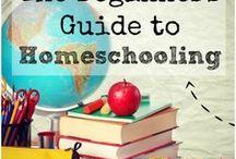 Homeschooling: Teaching/Organization