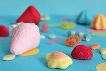 Caramelle monelle / Tantissime idee da fare con le caramelle: ricette, decorazioni, kit da scaricare, scopri tutto sul blog www.supercolors.it