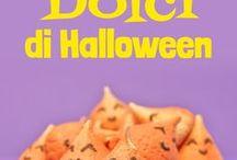 Le migliori ricette per dolci di Halloween / Scopri le ricette più originali e colorate di Halloween!