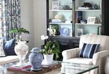 Dream House / I want my home to be a combination of Pottery Barn, Southern Living Magazine, and Anthropologie / by Kelley Berman