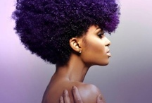 pretty hair / Natural Hair Styles, Art and inspiration / by Geneva Hughes