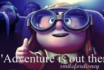 Adventure Is Out There... / by Ashley Doran
